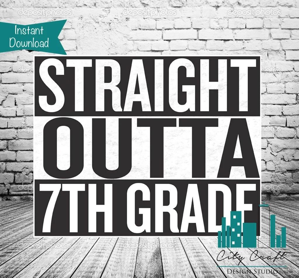 Straight Outta 7th Grade