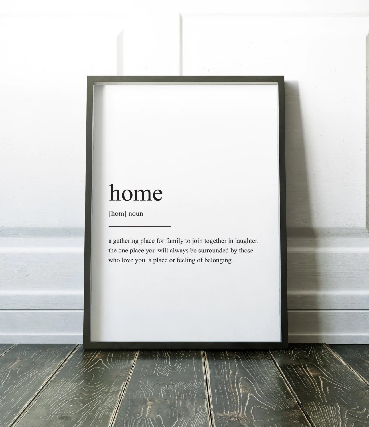 Home Accents Meaning