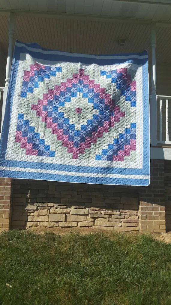 Quilt Size Queen World Pattern Around