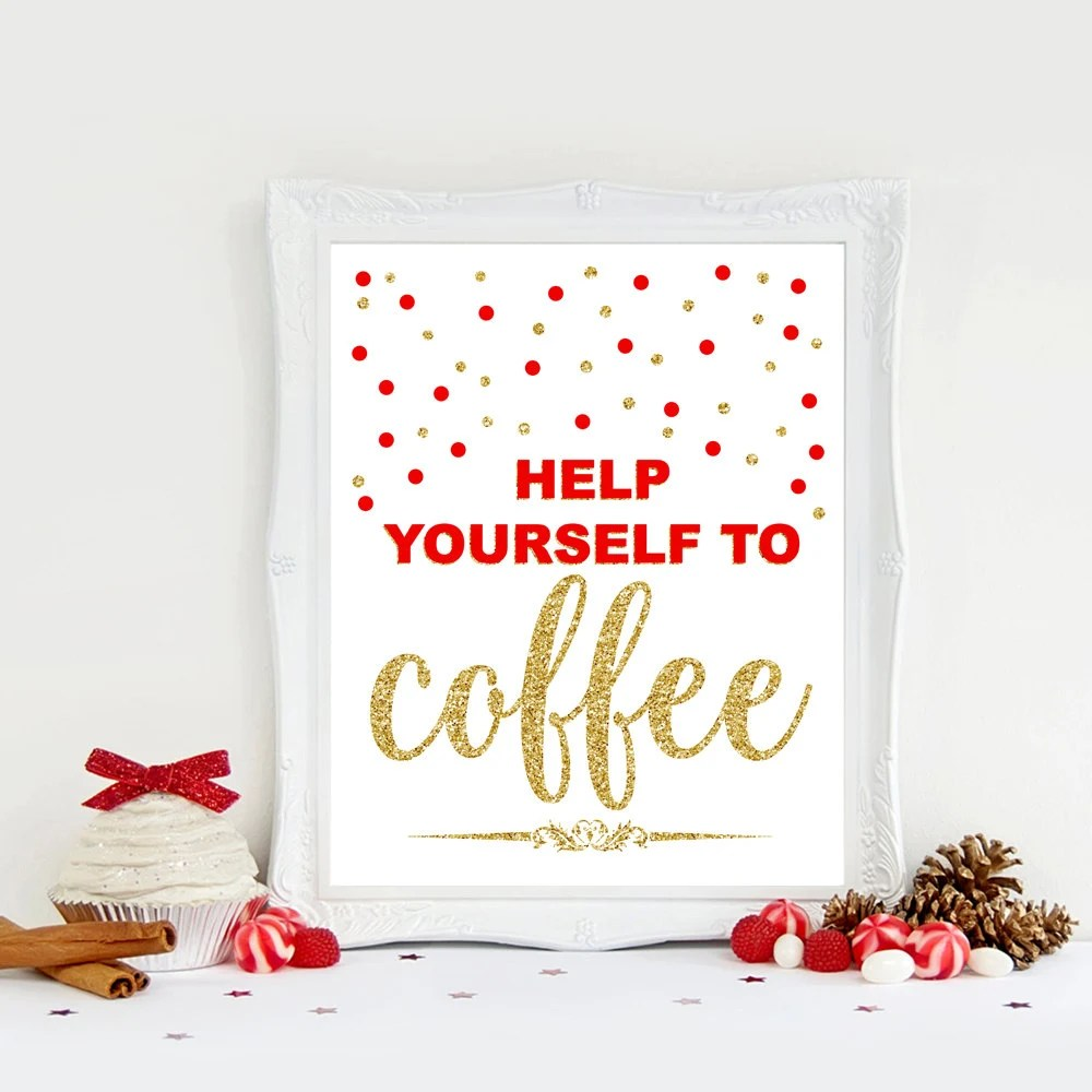 Coffee Help Your Self