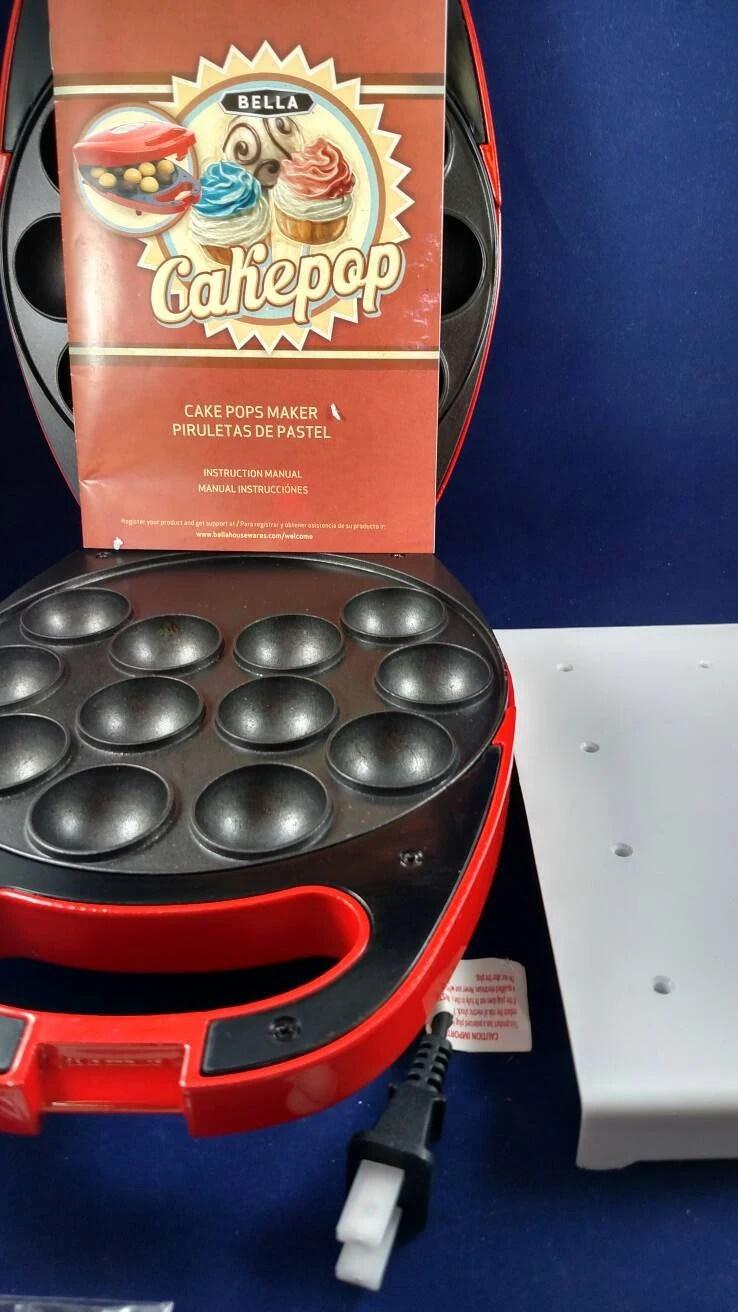 Electric Cake Ball Maker