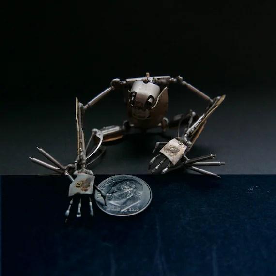 Watch Parts Creature Winder Articulated Clockwork