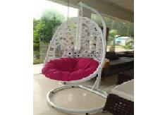Vietnam Hanging Swing Chair Hanging Swing Chair from Vietnamese     Beautiful Poly Rattan Hanging Chair  High Quality Product  Sgs Tested