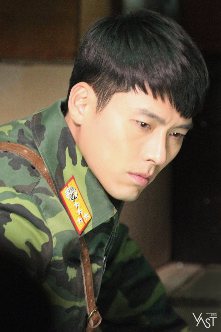 Hyun Bin Quot Crash Landing On You Quot Drama Set Behind The