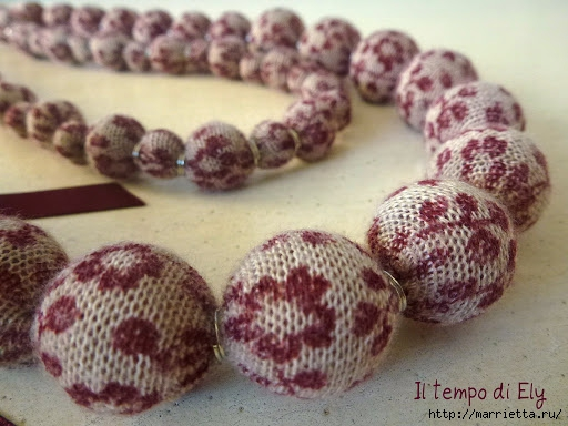 Textile beads do it yourself. Master Class (29) (512x384, 144Kb)