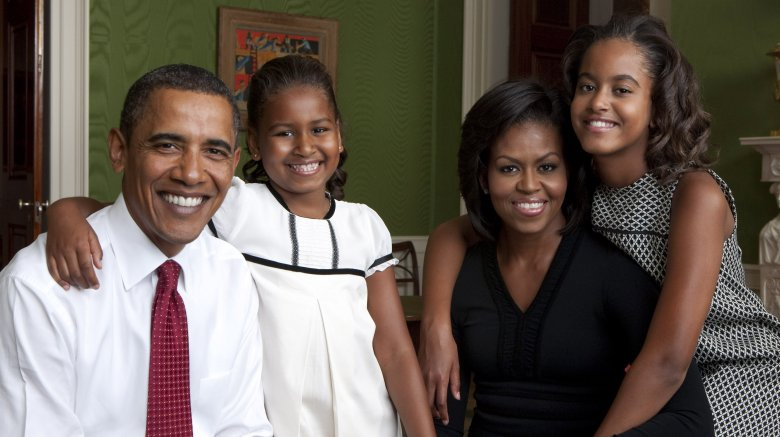 Stories about the Obama Sisters that were totally false