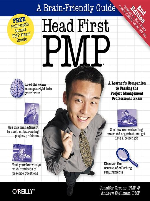 Head First PMP - OverDrive Digital Books