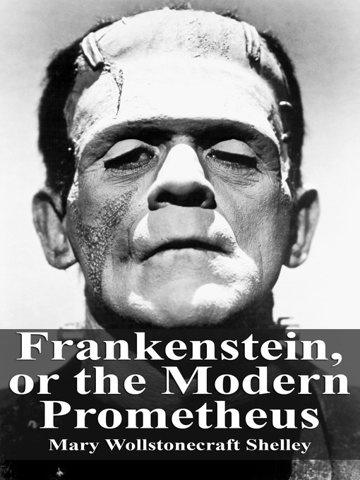 frankenstein or the modern prometheus - 510×680