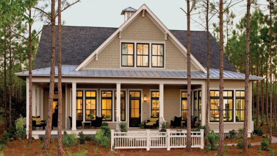 Our Best Lake House Plans for Your Vacation Home   Southern Living Tucker Bayou