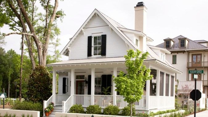 Our Best House Plans for Cottage Lovers   Southern Living Sugarberry Cottage  Plan  1648