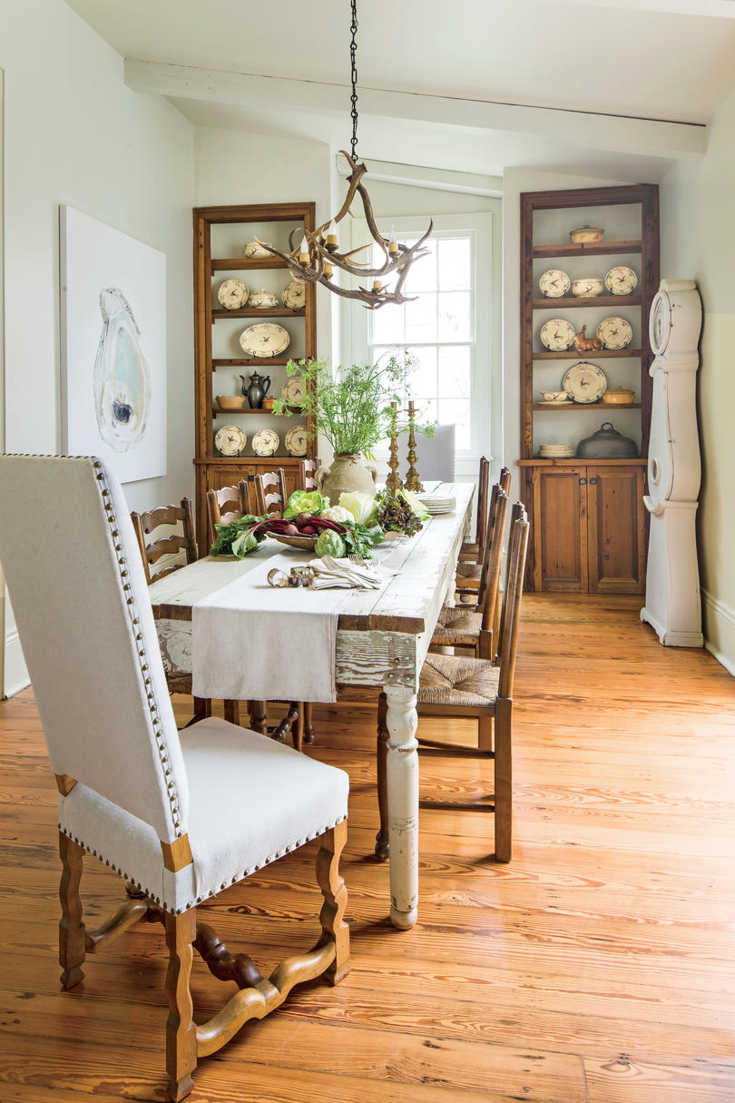 Family Dining Room Decorating Ideas
