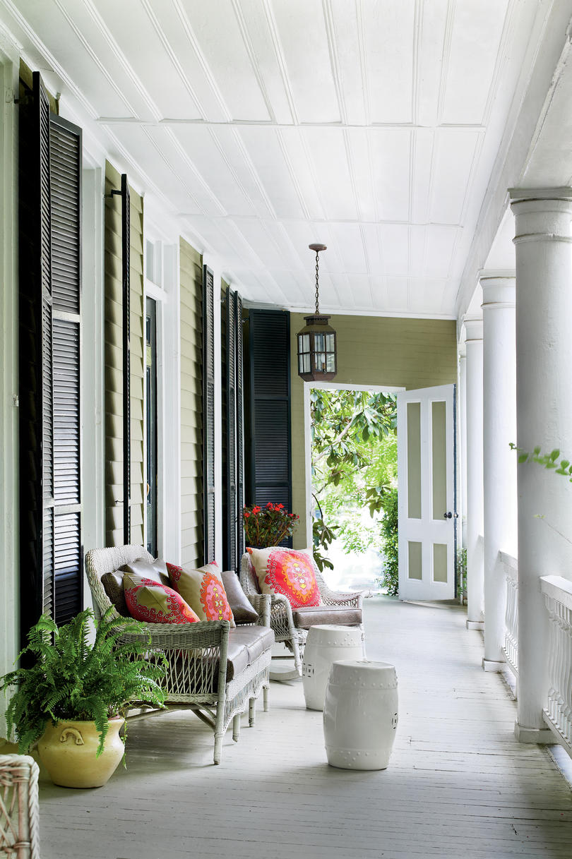 Beach Decorating Ideas Outdoor Spaces Southern Living