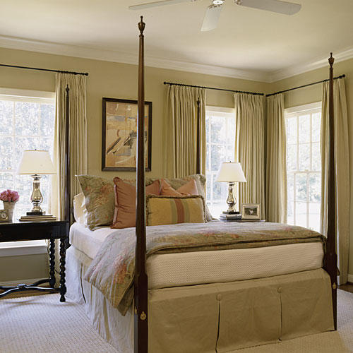 Bed Skirts For 4 Poster Beds Shapeyourminds Com