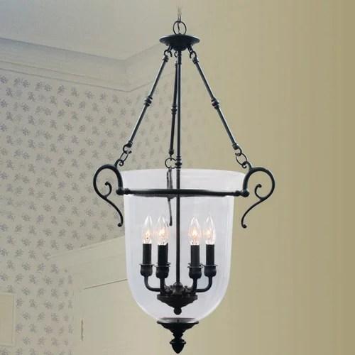 Bell Foyer Pendant Light