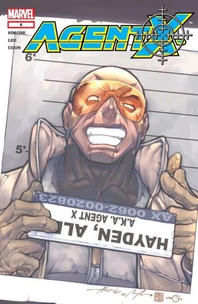 Agent X Vol 1 6 - Marvel Database - Wikia
