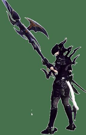 Lancer (Final Fantasy XIV) - The Final Fantasy Wiki - 10 ...