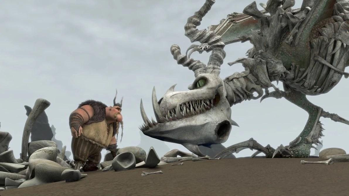 Boneknapper - How to Train Your Dragon Wiki