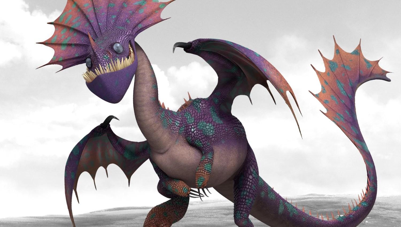 Gruff - How to Train Your Dragon Wiki