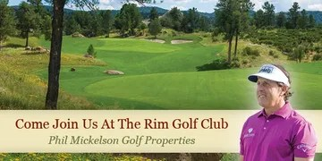Integra Homes at The Rim   Homes  Golf Community The Rim Golf Course takes advantage of its pristine forest setting to  deliver a challenging and awe inspiring round of golf experience like no  other