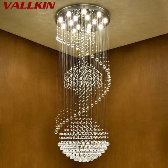 crystal chandelier lighting # 75
