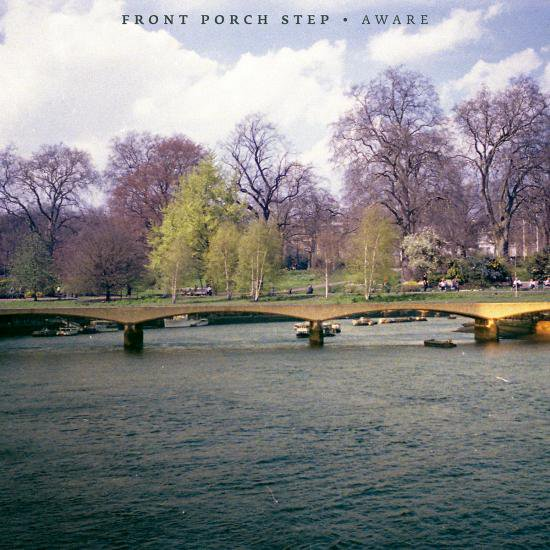 Front Porch Step -