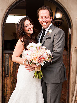 Curly Sue: Star Alisan Porter Gets Married : People.com