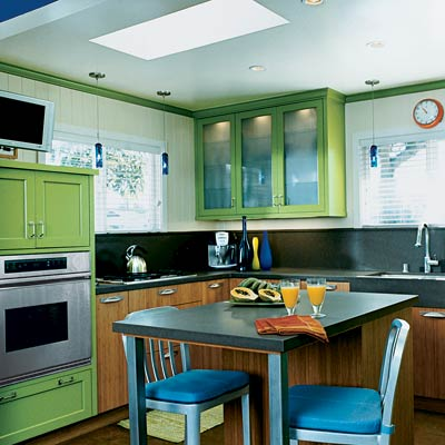 Mint Green Editors Picks Our Favorite Green Kitchens