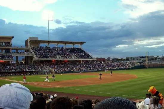 Isotopes Park Albuquerque Attractions Review 10best Experts And Tourist Reviews