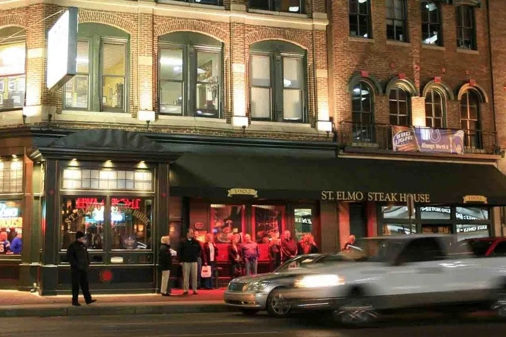 Top Restaurants Downtown Indianapolis
