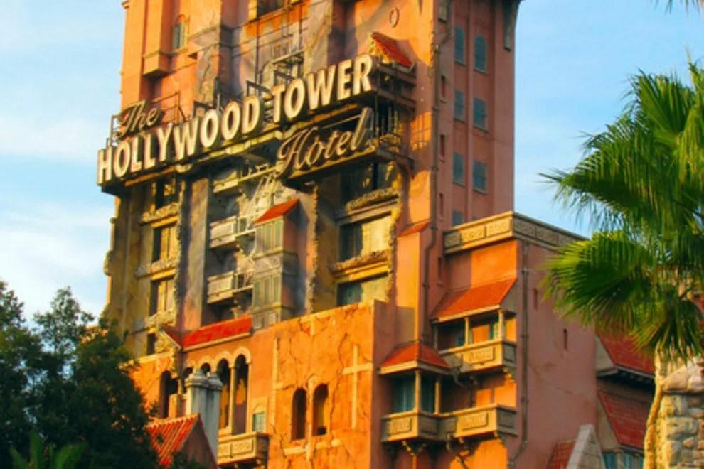 Rides Disney Hollywood Studios Florida