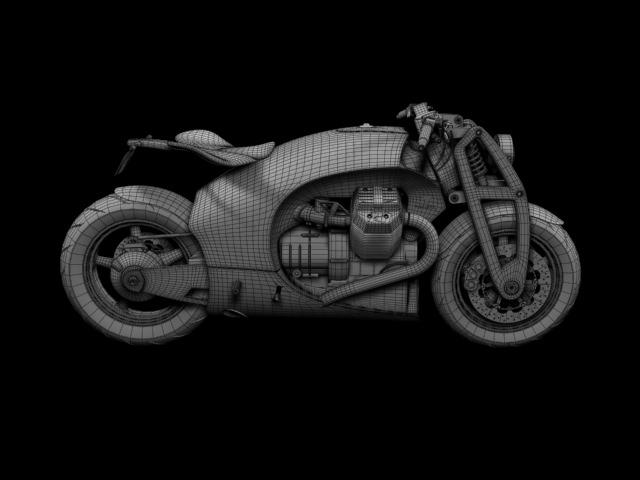 Renard Grand Tourer 2012 3d Model Max Obj 3ds Fbx C4d