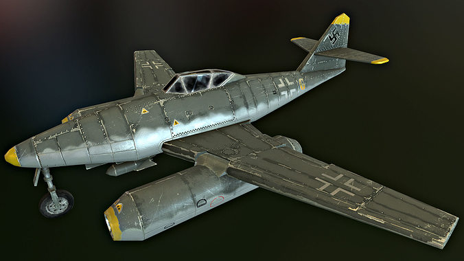 Fighter German Jet Wwii