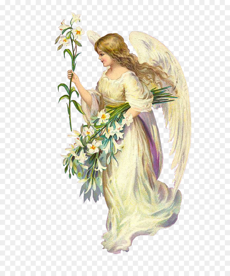 angel clipart free - 712×1070