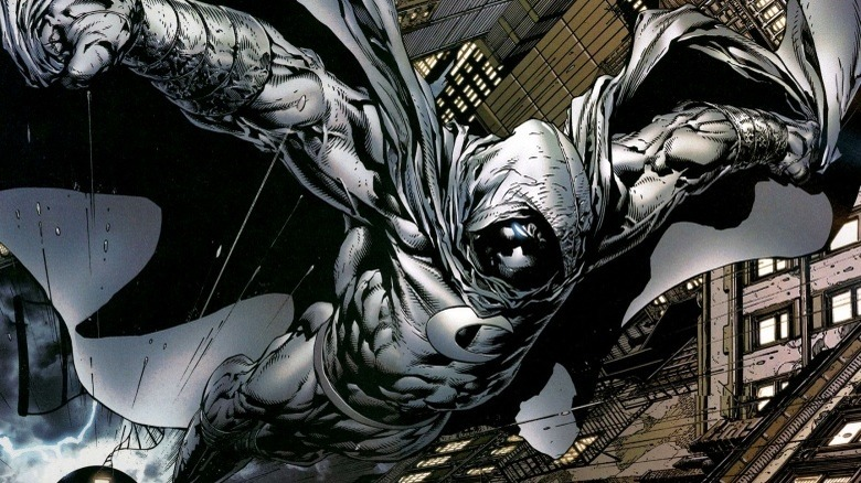 Why Marvel won't give Moon Knight a movie