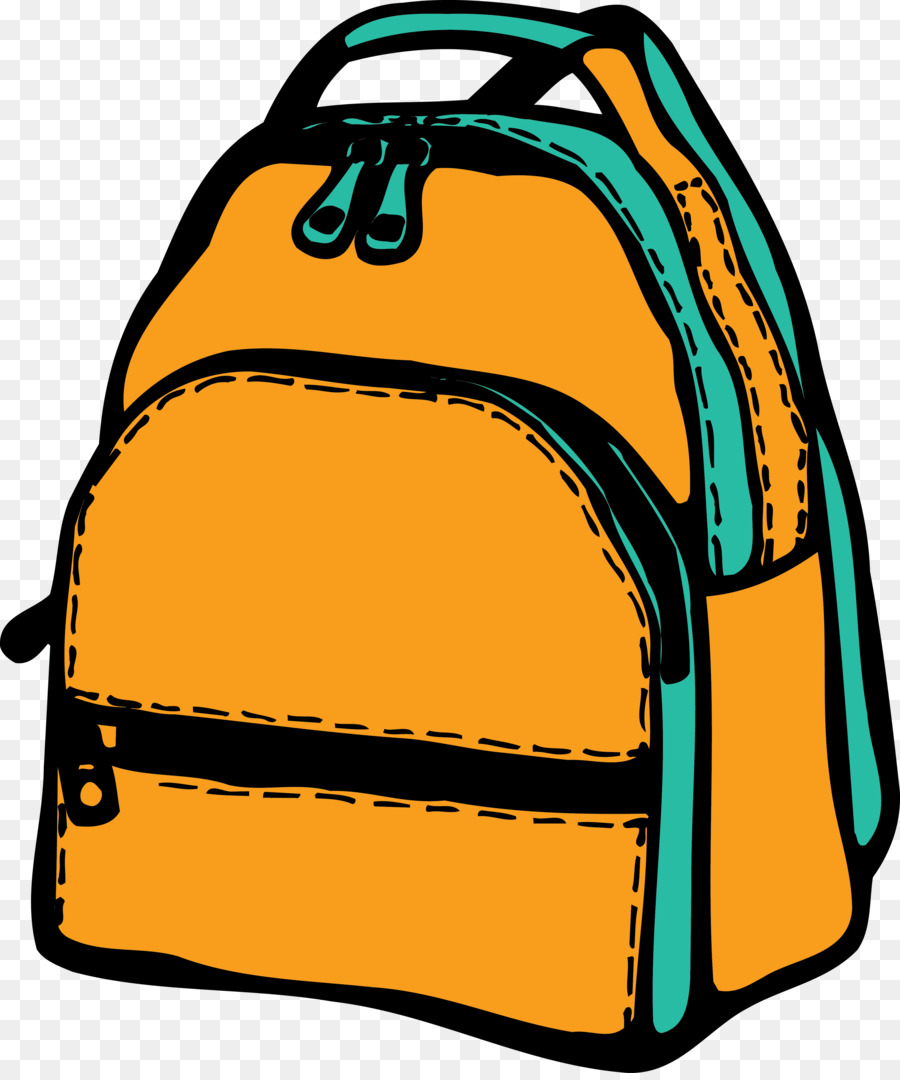 open backpack picture - 840×879
