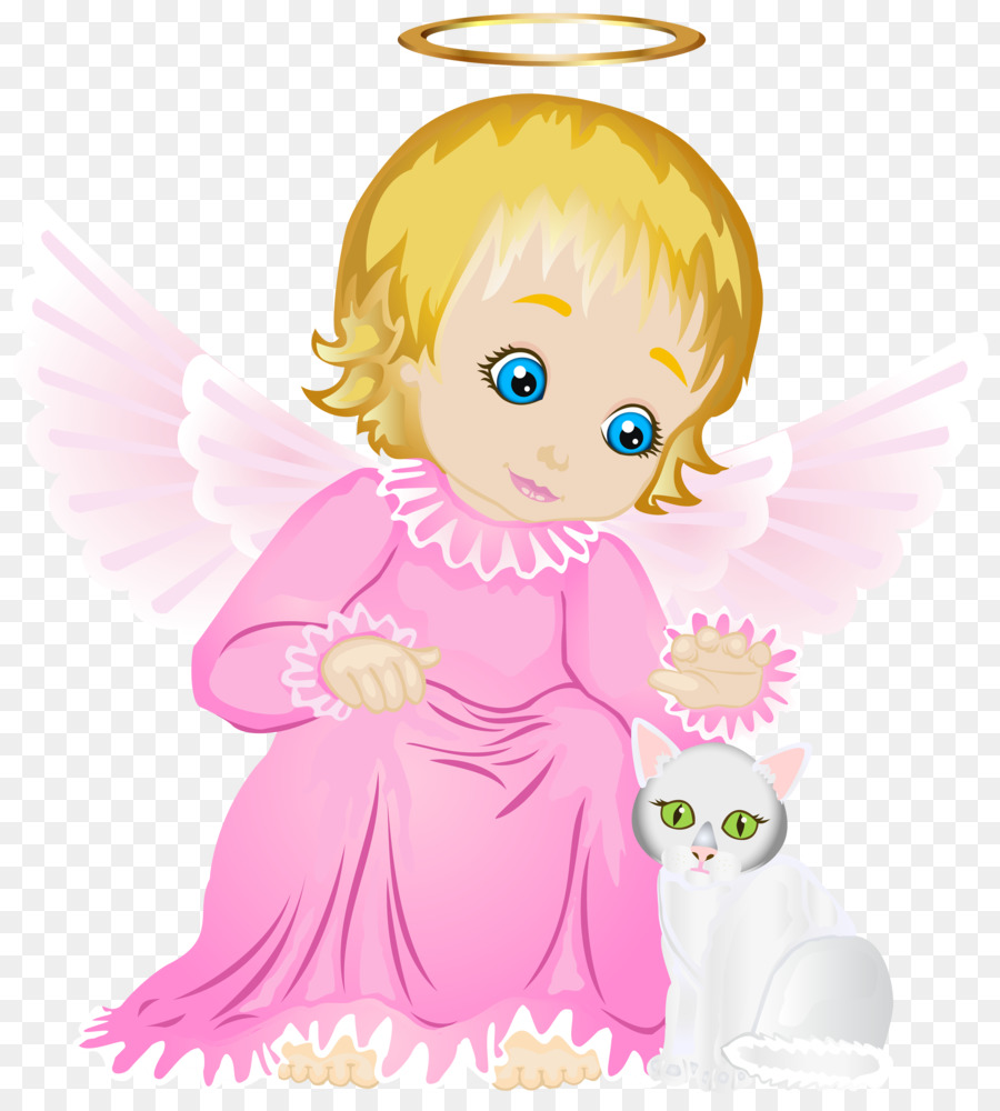 angel clipart transparent - HD 7311×8100