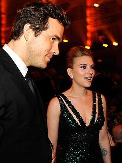 Ryan Reynolds, Scarlett Johansson Split Up : People.com