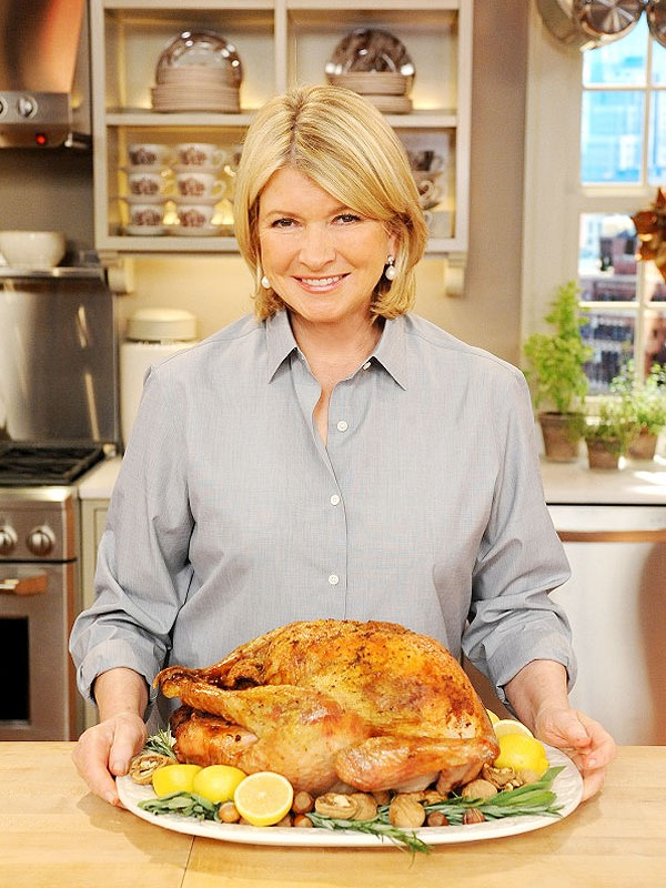 Martha Stewart Thanksgiving