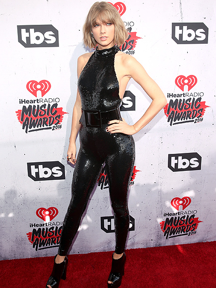 Black Taylor Jumpsuit Swift