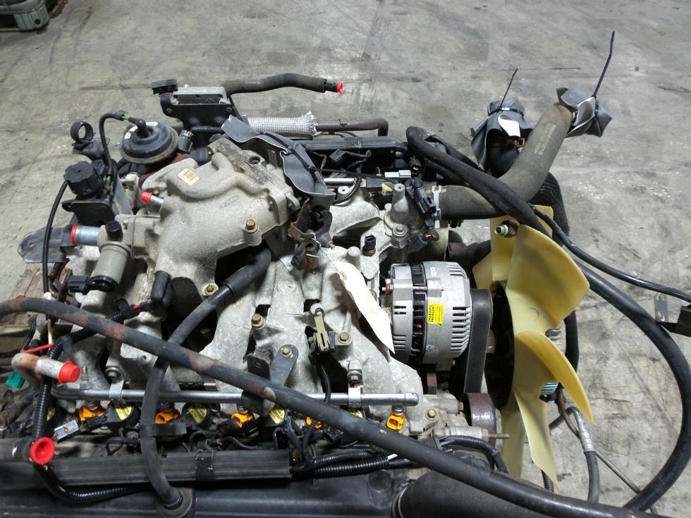 1999 Ford F350 Motorhome