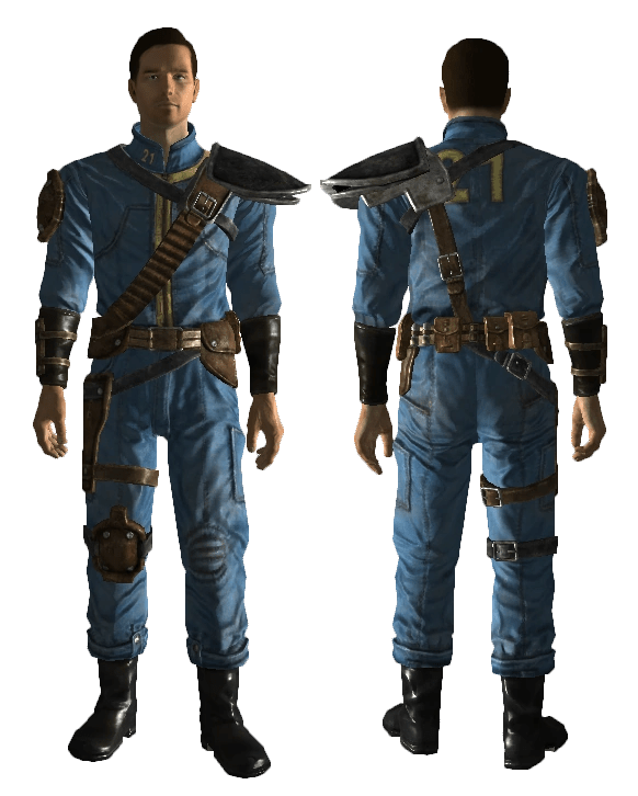 Based New Fallout Energy Weapons Vegas