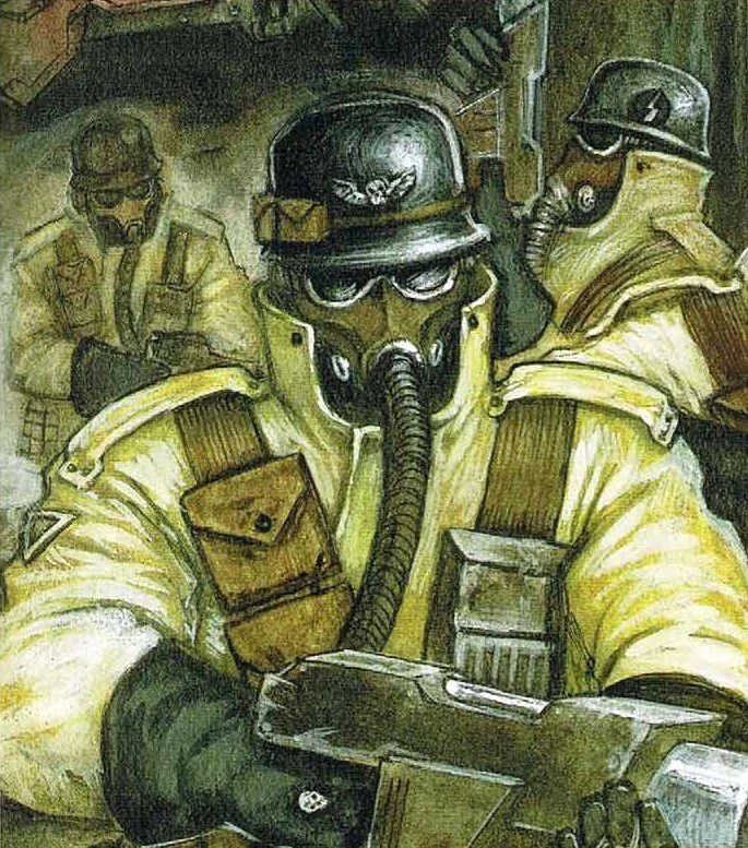 Image - 2199 imperial guard.steel legion.jpg - Warhammer ...