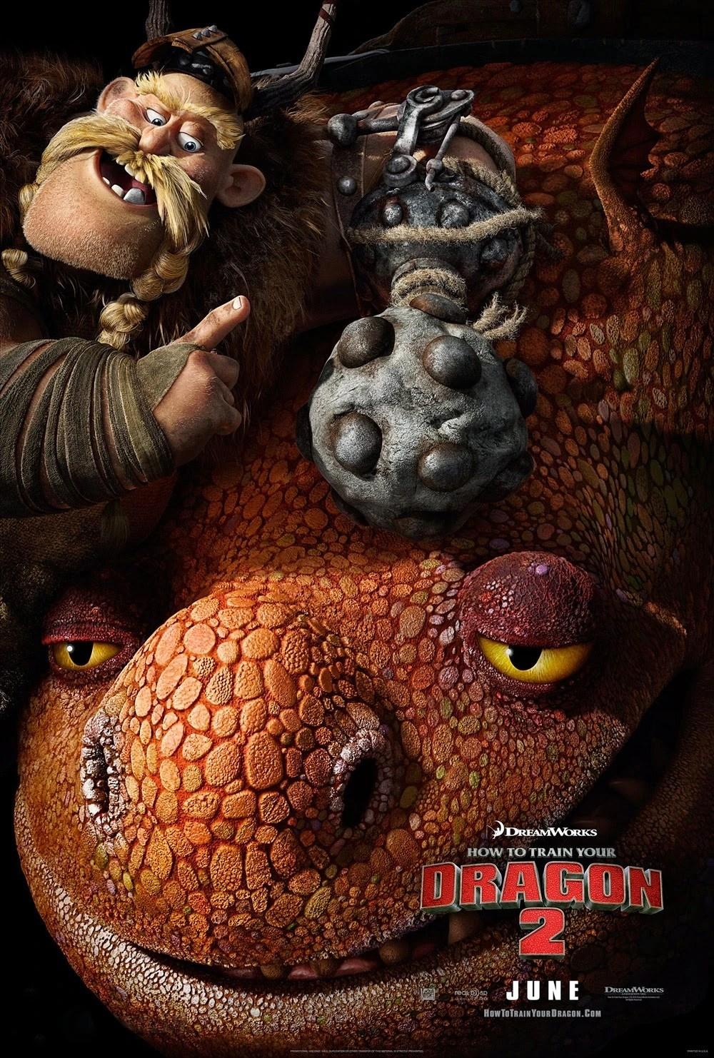 Grump - How to Train Your Dragon Wiki