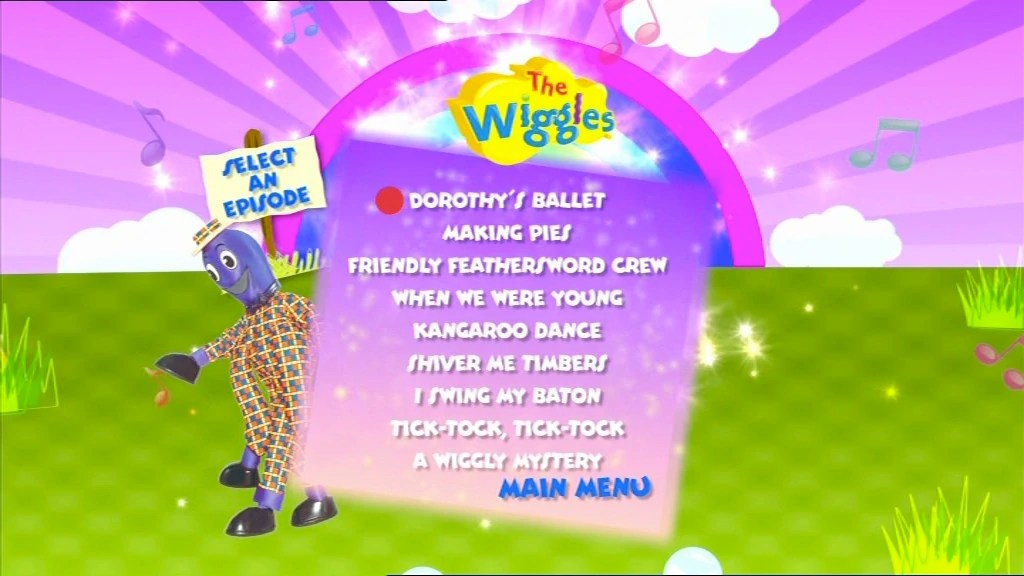 Wiggles Show Tv Series 4 Pick