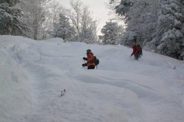 Mountain Ski Resort New York