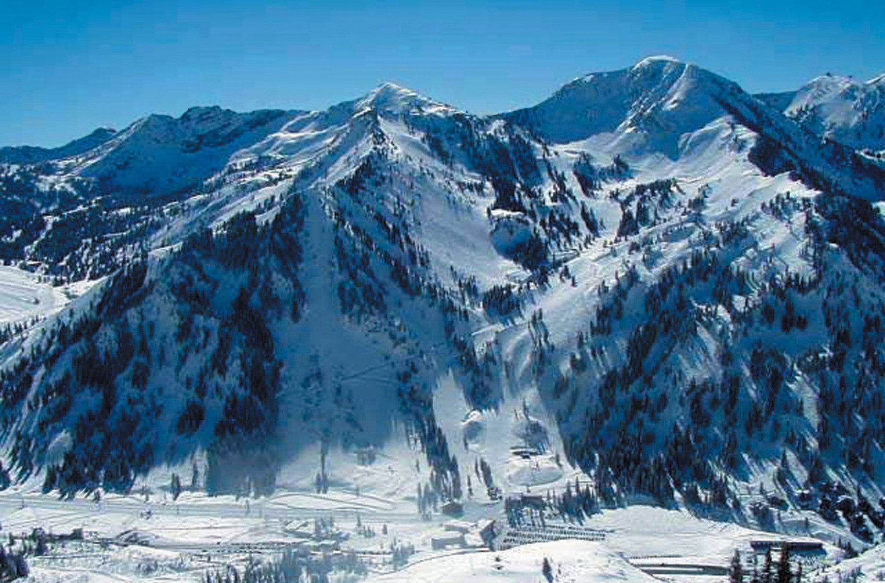 Salt Lake City Utah Skiing Beginners