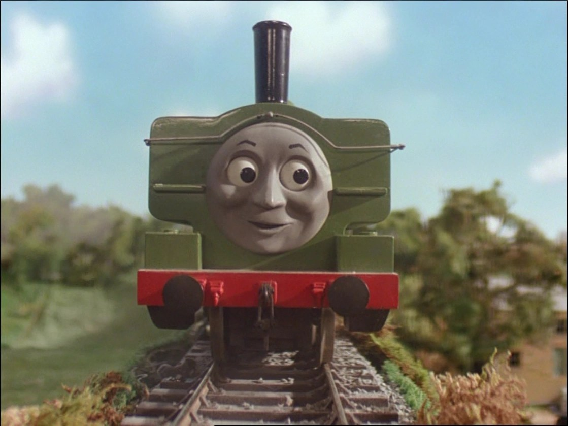 And Bulgy Friends Thomas