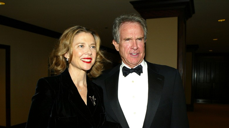 Strange things about Warren Beatty's marriage