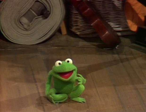 Robin the Frog - Muppet Wiki