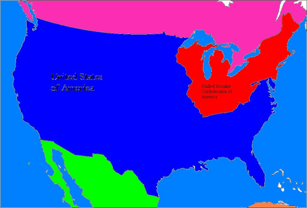 Alternative Maps America